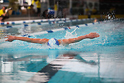 Competition de natation