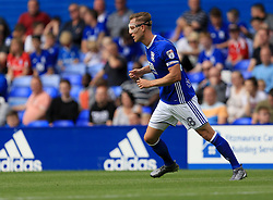 Michael Morrison of Birmingham City - Mandatory by-line: Paul Roberts/JMP - 26/08/2017 - FOOTBALL - St Andrew's Stadium - Birmingham, England - Birmingham City v Reading - Sky Bet Championship