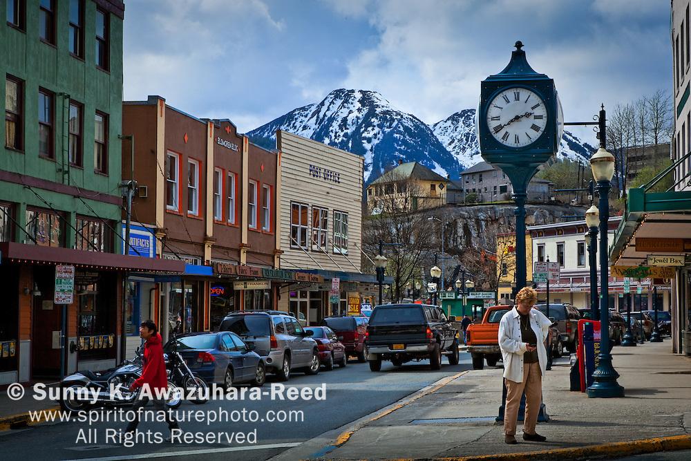 Downtown, Juneau, Alaska