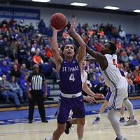 Men's Basketball: University of Wisconsin-Platteville Pioneers vs. University of St. Thomas (Minnesota) Tommies