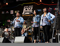 Cape Town Jazz Concert Free Concert - 27 Mar 2019