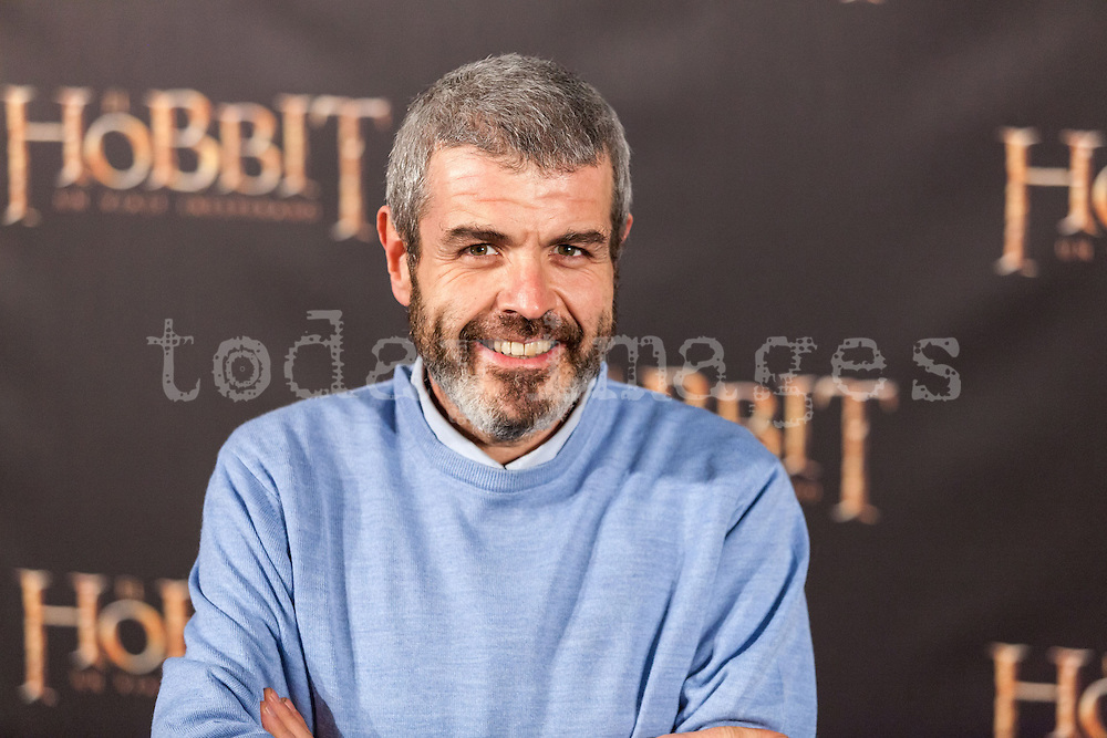 """Lorenzo Caprile attends  """"The Hobbit: An Unexpected Journey"""" premiere at the Callao cinema- Madrid."""