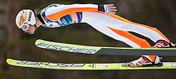21.03.2010, Planica, Kranjska Gora, SLO, FIS SKI Flying World Championships 2010, Flying Hill Team, im Bild LAMB Chris, ( USA ), EXPA Pictures © 2010, PhotoCredit: EXPA/ J. Groder / SPORTIDA PHOTO AGENCY