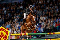 Hutton Samuel, GBR, Happydam<br /> Stuttgart German Masters 2017<br /> © Hippo Foto - Stefan Lafrentz