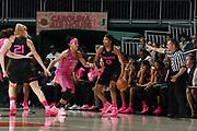 2018 Miami Hurricanes Women's Basketball vs Florida State