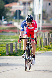 Jure Golcer of Adria Mobil during Istrian Spring Trophy on March 10, 2016 in Umag, Croatia. (Photo by Ziga Zupan / Sportida)