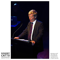 Peter Walls at the APRA Silver Scroll Awards 2004 at the Wellington Town Hall, Wellington, New Zealand.<br />