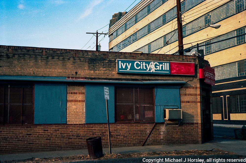 1396 Okie Street NE Washington DC 1986<br /> Ivy City