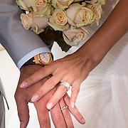 NLD/Noordwijk/20130629 - Huwelijk Kristina Bozilovic en Tamar Gonen,