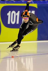 28-12-2010 SCHAATSEN: KPN NK ALLROUND EN SPRINT: HEERENVEEN<br /> Janine Smit<br /> ©2010-WWW.FOTOHOOGENDOORN.NL