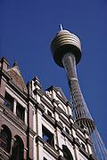 Sydney Tower.  Sydney, Australia.