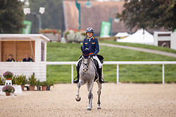 De Jong Sanne, NED, Enjoy<br /> FEI EventingEuropean Championship <br /> Avenches 2021<br /> © Hippo Foto - Stefan Lafrentz<br />  24/09/2021