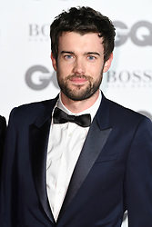 Jack Whitehall attending the GQ Men of the Year Awards 2017 held at the Tate Modern, London. Picture credit should read: Doug Peters/Empics Entertainment