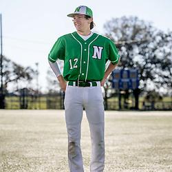 Newman Varsity Baseball Portraits