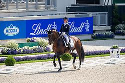 MATHISEN Rose (SWE), Zuidenwind 1187<br /> Aachen - CHIO 2019<br /> Preis der Familie Tesch<br /> Grand Prix CDIO5*<br /> 1. Wertungsprüfung für den Lambertz Nationenpreis<br /> 18. Juli 2019<br /> © www.sportfotos-lafrentz.de/Stefan Lafrentz