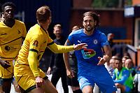 Harry Cardwell. Stockport Coiunty FC 0-1 Hartlepool United FC. Vanarama NAtional League Play-off Semi-final. Edgeley Park. 13.6.21