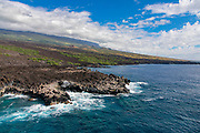 South Coastline, Maui, Hawaii
