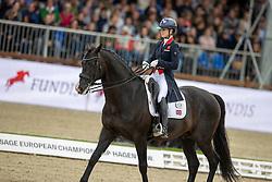 Fry Charlotte, GBR, Everdale<br /> European Championship Dressage - Hagen 2021<br /> © Hippo Foto - Dirk Caremans<br /> 11/09/2021