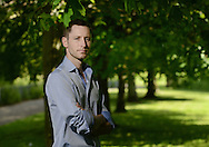 Edinburgh<br /> <br /> Gordon Aikman, diagnosed with MND <br /> <br /> Pictures by  Neil Hanna  - mobile 07702246823