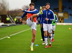 Tom Broadbent of Bristol Rovers - Mandatory by-line: Alex James/JMP - 10/02/2018 - FOOTBALL - Kassam Stadium - Oxford, England - Oxford United v Bristol Rovers - Sky Bet League One
