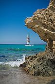 Floating around the Balearics, Spain