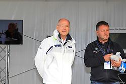 , BMW Sailing Cup Berlin Wannsee 20. - 22.09.2012, OPTI Siegerehrung