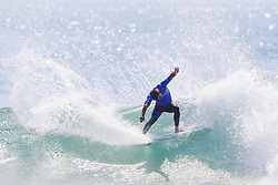 Michel Bourez of Tahiti will surf in Round Two of the 2017 Hurley Pro Trestles after placing third in Heat 11 of Round One at Trestles, CA, USA.
