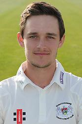 Gloucestershire player, Gareth Roderick - Photo mandatory by-line: Dougie Allward/JMP - 07966 386802 - 10/04/2015 - SPORT - CRICKET - Bristol, England - Bristol County Ground - Gloucestershire County Cricket Club Photocall.