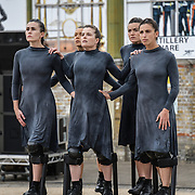 Opening Night: Presented By Cia.Maduixa - Mulïer performs at GDIF2019, on 21 June 2019, London, UK
