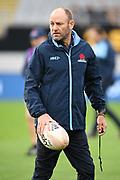 Waratahs coach Chris Whitaker.<br /> Blues v Waratahs, Sky Super Rugby Trans-Tasman. Eden Park, Auckland. New Zealand. Saturday 22 May 2021. © Copyright Photo: Andrew Cornaga / www.photosport.nz