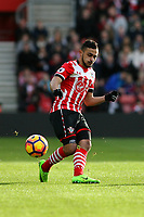 Football - 2016 / 2017 Premier League - Southampton vs. West Ham United<br /> <br /> Southampton's Sofiane Boufal in action at St Mary's Stadium Southampton England<br /> <br /> COLORSPORT/SHAUN BOGGUST