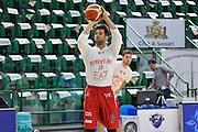 DESCRIZIONE : Beko Legabasket Serie A 2015- 2016 Dinamo Banco di Sardegna Sassari - Olimpia EA7 Emporio Armani Milano<br /> GIOCATORE : Bruno Cerella<br /> CATEGORIA : Riscaldamento Before Pregame <br /> SQUADRA : Olimpia EA7 Emporio Armani Milano<br /> EVENTO : Beko Legabasket Serie A 2015-2016<br /> GARA : Dinamo Banco di Sardegna Sassari - Olimpia EA7 Emporio Armani Milano<br /> DATA : 04/05/2016<br /> SPORT : Pallacanestro <br /> AUTORE : Agenzia Ciamillo-Castoria/C.AtzoriCastoria/C.Atzori