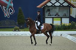 Brieussel Stephanie, (FRA), Amorak<br /> Qualification Grand Prix Kur<br /> Horses & Dreams meets Denmark - Hagen 2016<br /> © Hippo Foto - Stefan Lafrentz