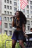 The 2008 J&R Music Festival held@City Hall Park in NYC on August 21, 2008