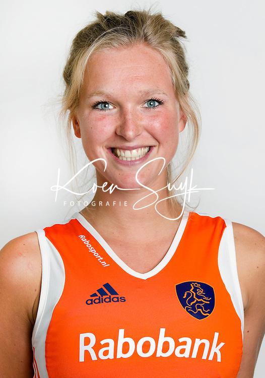 DEN HAAG - Carlijn Welten, Nederlands Team hockey dames.