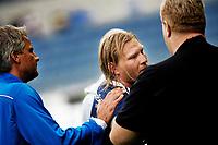 Fotball , tippeligaen , 26. Juli 2009 , Viking Stadion , Viking - Lyn , Tomasz Sokolowski , Viking , Foto: Tommy Ellingsen
