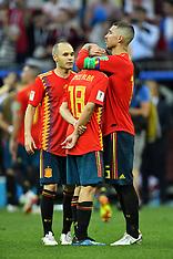 Spain v Russia - 1 July 2018
