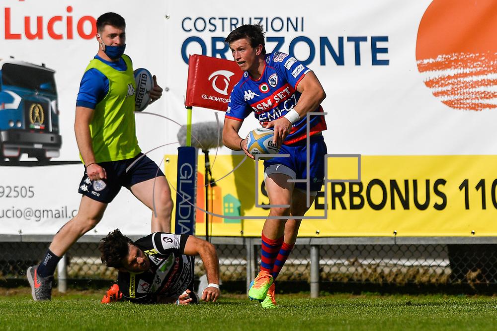 Reggio Emilia 22/05/2021 <br /> Top10 : Semifinale di ritorno <br /> Rovigo vs Calvisano