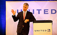 United Airlines Chairman, United Airlines Cleveland Event Photography Cleveland Event Photographer