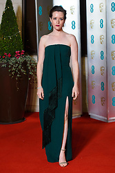Claire Foy attending the after party for the 72nd British Academy Film Awards, at the Grosvenor House Hotel in central London. Picture date: Sunday February 10th, 2019. Photo credit should read: Matt Crossick/ EMPICS Entertainment.