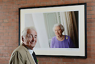 Edinburgh 01/07/2014<br /> <br /> The Scottish National Portrait Gallery has commissioned the renowned Scottish photographer Harry Benson CBE to create a new portrait of Her Majesty The Queen. <br />  The photograph unveiled today, Tuesday 1 July, depicts Her Majesty in the private study at Buckingham Palace where she holds her weekly audience with her prime ministers: Her Majesty wears a gold and diamond brooch featuring thistles, Scotland's national emblem.<br /> <br /> Neil Hanna Photography<br /> www.neilhannaphotography.co.uk<br /> 07702 246823