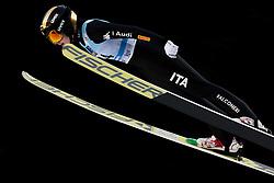 February 7, 2019 - Ljubno, Savinjska, Slovenia - Lara Malsiner of Italy competes on qualification day of the FIS Ski Jumping World Cup Ladies Ljubno on February 7, 2019 in Ljubno, Slovenia. (Credit Image: © Rok Rakun/Pacific Press via ZUMA Wire)