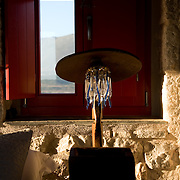 Sventoura tower hotel in Pyrgos Dirou, Mani Greece