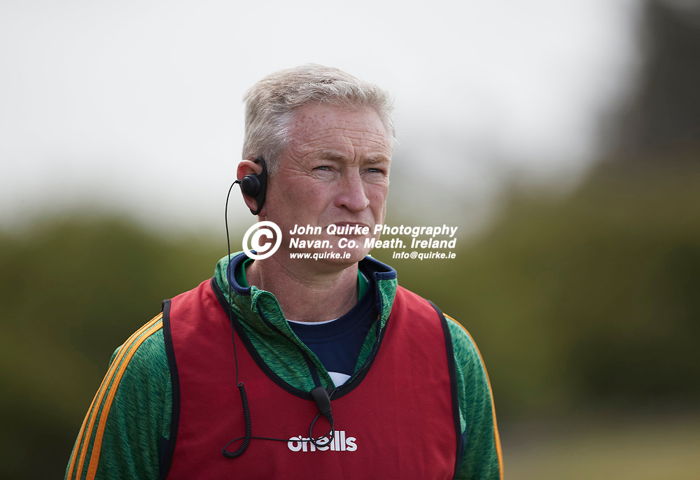 21-05-09, Allianz Hurling League, Division 2B, Round 1 at Pairc Tailteann, Navan<br /> Meath v Offaly<br /> Offaly manager Michael Fennelly<br /> Photo: David Mullen / www.quirke.ie ©John Quirke Photography, Proudstown Road Navan. Co. Meath. 046-9079044 / 087-2579454.<br /> ISO: 400; Shutter: 1/1250; Aperture: 4;