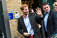 Prince Harry visits Copenhagen