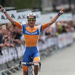 Sportfoto archief 2011<br /> Theo Bos wint in Veenendaal de Dutch Food Valley Classic