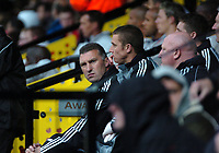 Photo: Tony Oudot.<br /> Watford v Newcastle United. The Barclays Premiership. 13/05/2007.<br /> Caretaker manager for Newcastle United Nigel Pearson