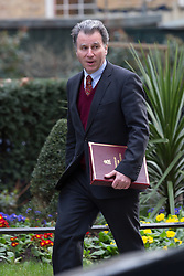 © Licensed to London News Pictures. 10/03/2015. London, UK. Oliver Letwin arrives for a cabinet meeting at 10 Downing Street in London on Tuesday 10th March 2015. Photo credit : Vickie Flores/LNP