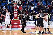 Dolomiti Energia Trentino<br /> Victoria Libertas Pesaro - Dolomiti Energia Trentino<br /> Lega Basket Serie A 2017/2018<br /> Pesaro, 25/03/2018<br /> Foto A.Giberti / Ciamillo - Castoria