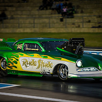 Shane Catalano's (146) 'Rude Stude' Top Doorslammer at the Perth Motorplex Season Opener